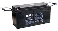 Аккумулятор DMC 12-120 (120A*ч 12В, SLA) для систем резервного и автономного питания