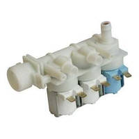 Клапан для стиральной машины, 080664 2Вбок 1 вверх ( ориг 080664) Ariston