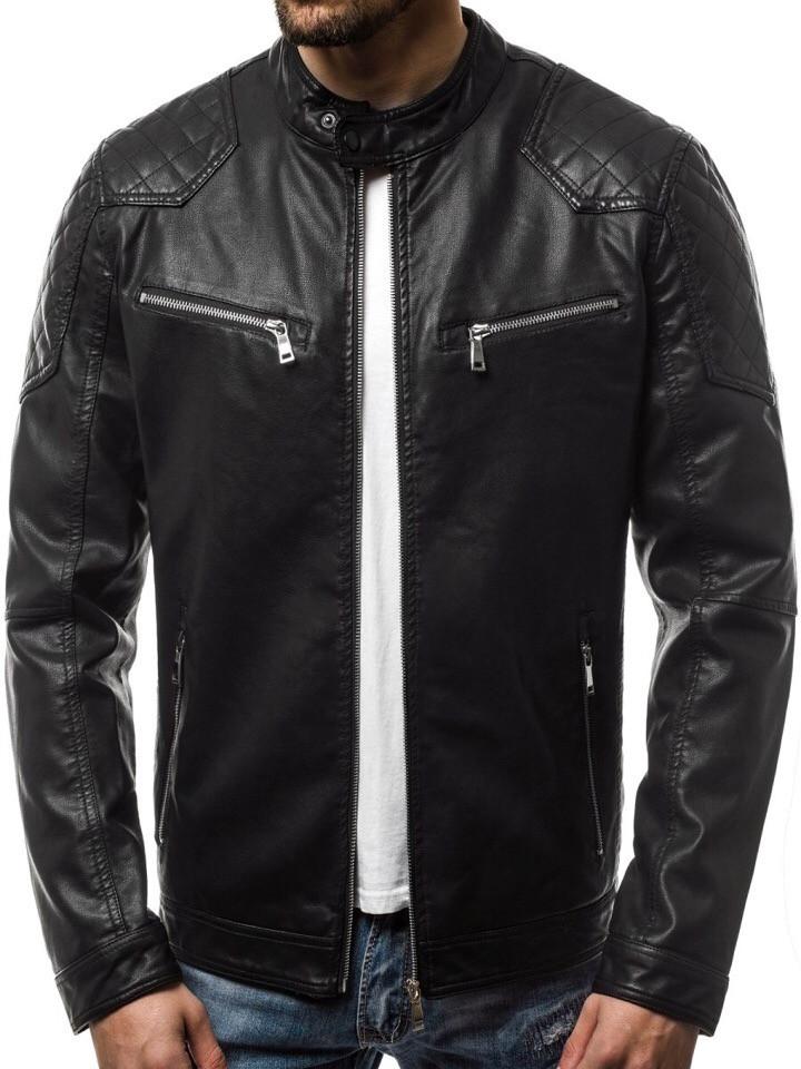 Мужская куртка, черного цвета. ТОП КАЧЕСТВО!!!