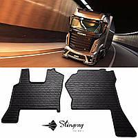 Ковры в салон на Scania R 2009-2013 Stingray