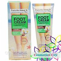 Крем для ног Fruit of the Wokali Foot Cream Сhamomile