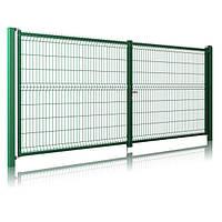 "Распашные ворота Light ТМ ""3D Забор"" 1680х3000 мм"