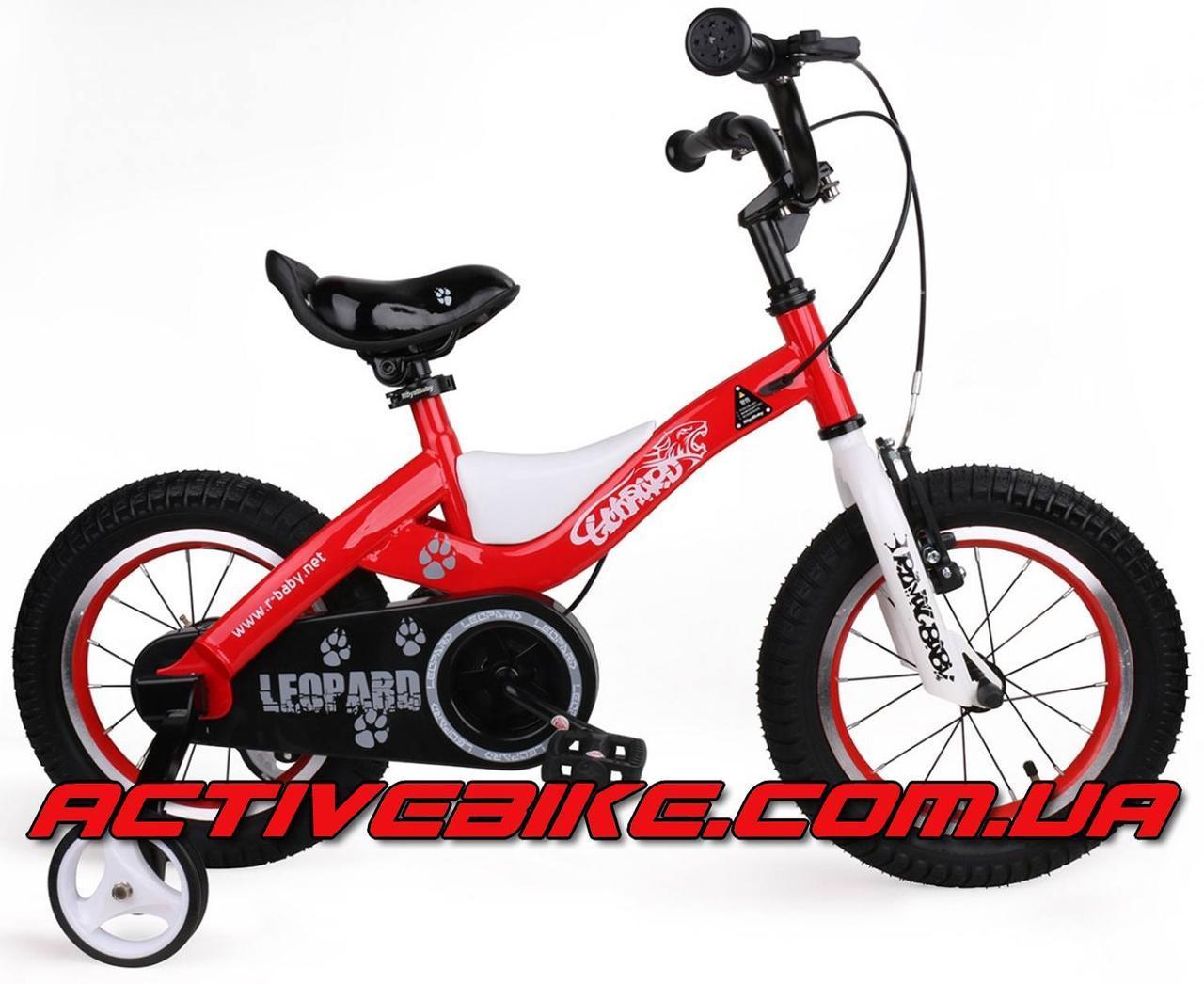 "Велосипед детский ROYALBABY LEOPARD 14"""