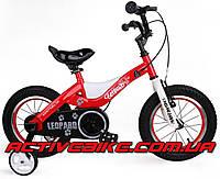"Велосипед детский ROYALBABY LEOPARD 14"", фото 1"