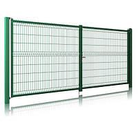 "Распашные ворота Light ТМ ""3D Забор"" 2030х3000 мм"