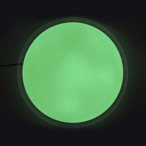 RGB свечение Светодиодный светильник Feron AL5000 STARLIGHT c RGB 60W 3000-6500K + RGB