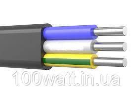 Кабель АВВГ 3х4,0