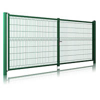 "Распашные ворота Light ТМ ""3D Забор"" 1680х4000 мм"