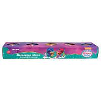 Цветное тесто для лепки Kite Shimmer&Shine SH19-152, 5*75г