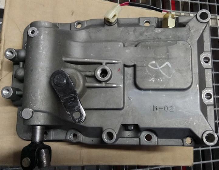 Крышка верхняя КПП в сборе FAW 1051 (Фав 1051) V=3.2