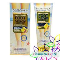 Крем для ног Fruit of the Wokali Foot Cream Q10& Collagen