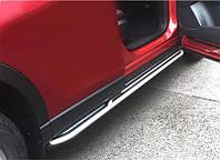 Mazda CX-5 боковые пороги подножки площадки на для MAZDA Мазда CX-5 2017-