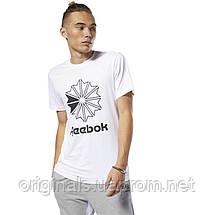 Повседневная футболка Рибок Classics Big Logo DT8117  , фото 2