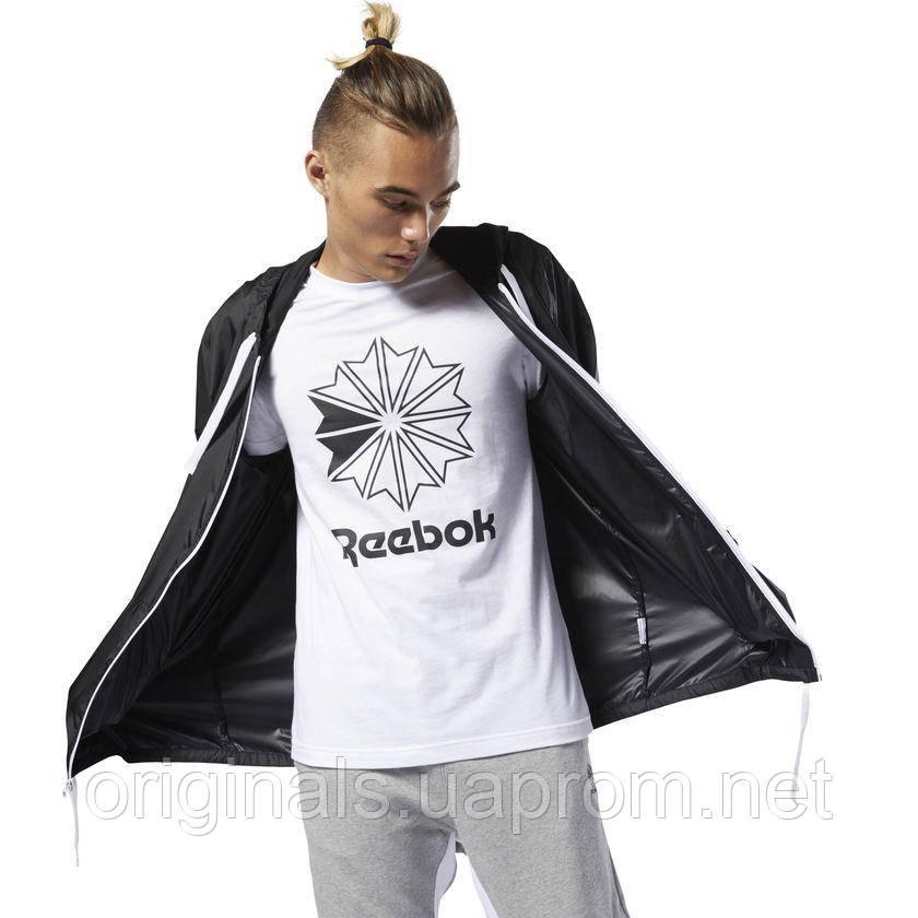 Повседневная футболка Рибок Classics Big Logo DT8117