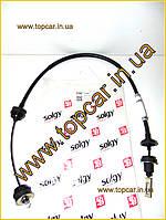 Трос сцепления автомат Fiat Scudo 95-  1095мм  Solgy 118006