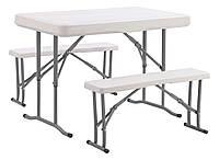 Набор мебели для пикника ТЕ-1812 (стол и 2 лавки), фото 1