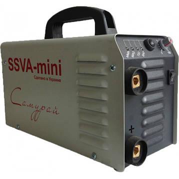 Сварочный инвертор SSVA-mini 160 Самурай, фото 2