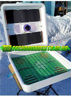 Инкубатор Рябушка SMART Plus Turbo мех. переворот 150 яиц, цифровой, ТЭН, вентилятор, фото 1