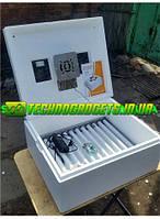 Инкубатор Несушка М 76, Экспорт, автомат на 76 яиц, ТЭН, вентилятор, гигрометр, 220В/12В