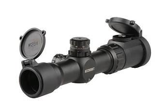 Прицел UTG 1-4.5X28 30mm