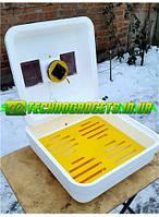 Инкубатор Рябушка SMART Turboручной переворот 70 яиц, цифровой, ТЭН, вентилятор
