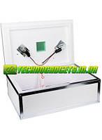 Инкубатор Наседка ИБМ-100 ручной переворот на 100 яиц, аналоговый