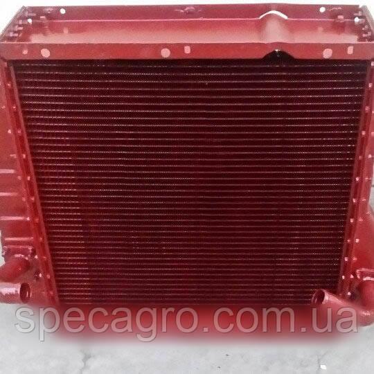 Радиатор водяного охлаждения ДТ-75, А-41, СМД-14 (3-х рядн.) 85У.13.010-3