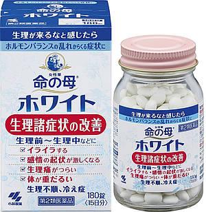 KOBAYASHI INOCHI NO HAHA  white (мать жизни белая) гормональный баланс (от 20 лет до менопаузы) 180 т.