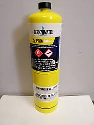 MAPP Gas Pro (газ) США, Bernzomatic 400g