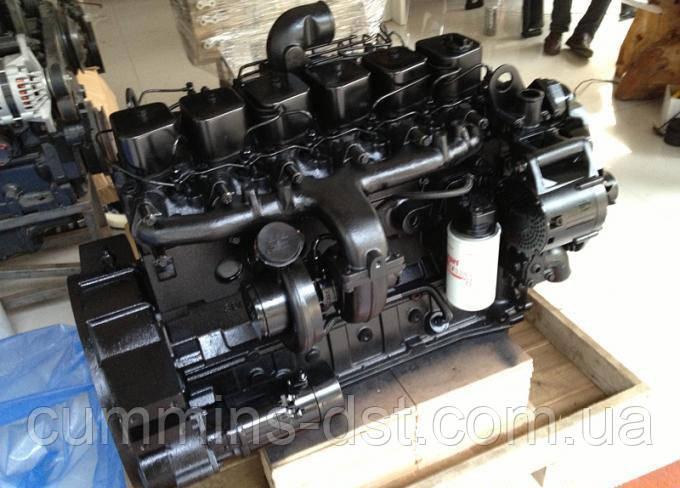 Ремонт дизельных двигателей Cummins в Украине
