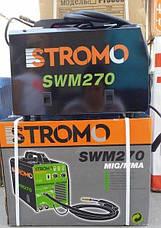 Сварочный полуавтомат STROMO SWM270, фото 3