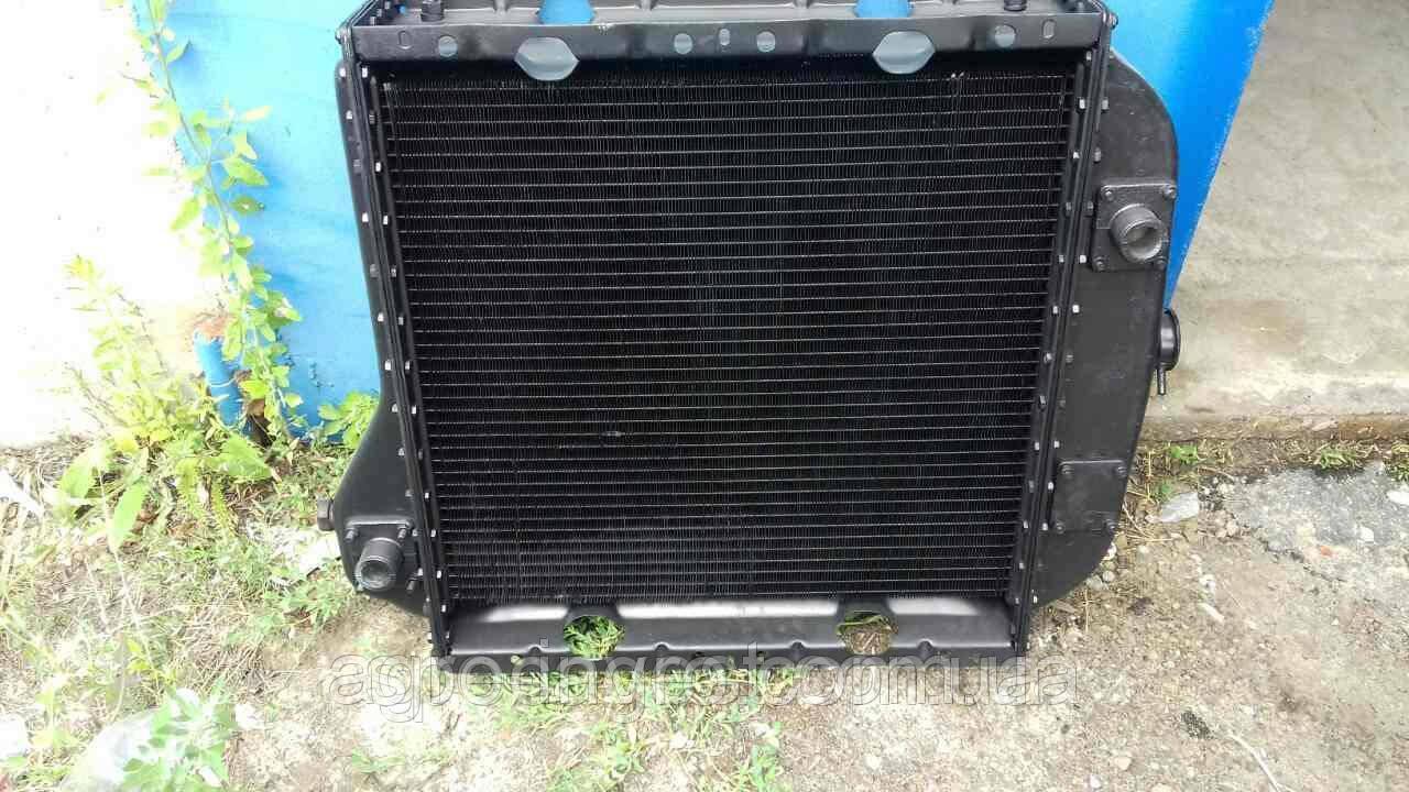 Радиатор водяного охлаждения ДТ-75, А-41, А-01 (4-х рядный) 85У.13.010-4