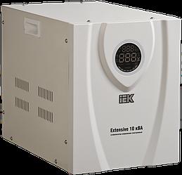 Стабилизатор напряжения Extensive 10 кВА электронный переносной, IEK