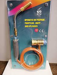 Горелка газовая RTM-1660 ручная