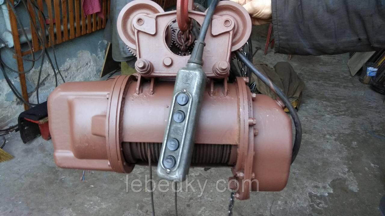 Тельферы электрические 380 В, Барнаул