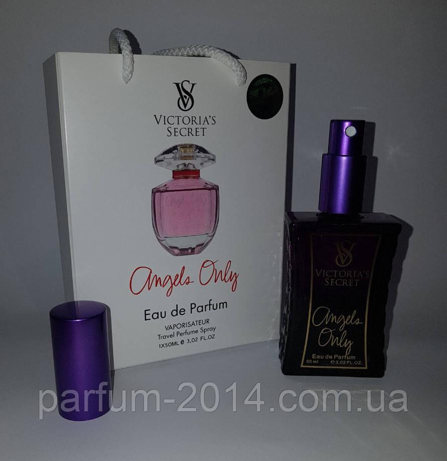мини парфюм Victoria Secret Angels Only в подарочной упаковке 50 Ml