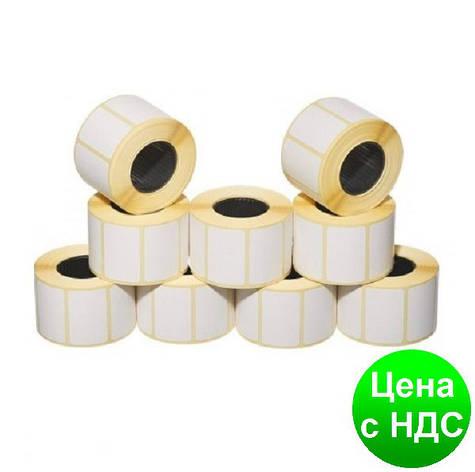 Термоэтикеткаа T.Eco 40мм х 25мм /1000    Teco.40.25.1000, фото 2
