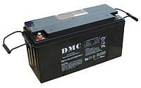Аккумулятор DMC 12-150 (150A*ч 12В, SLA) для систем резервного и автономного питания