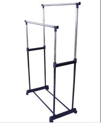 Телескопическая стойка-вешалка Double Pole