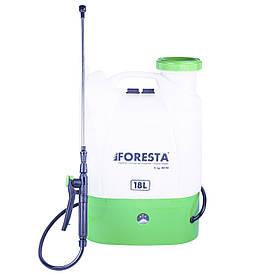 Опрыскиватель аккумуляторный Foresta BS-18