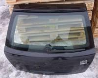 Крышка багажника в сборе со стеклом Skoda Fabia 1999-2007