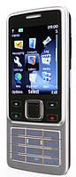Мобильный телефон Nokia 6300 Стальной (КОПИЯ)
