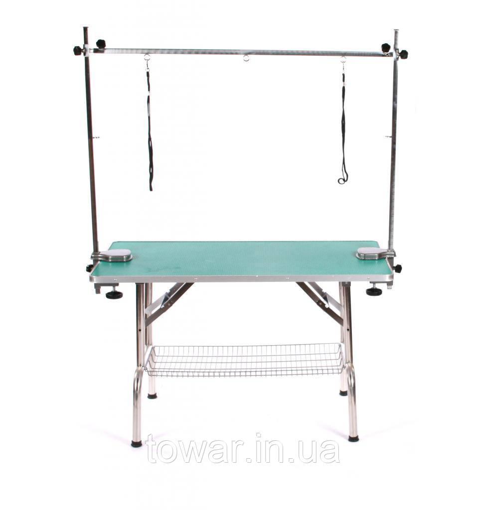 Blovi стол грумерский 110см x 60см высота 65см