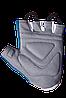 Перчатки для фитнеса PowerPlay 3418 женские синие M, фото 2