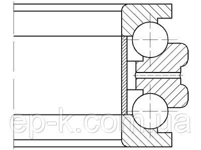 Подшипник  2-178813Л (234413 M/SP), фото 2