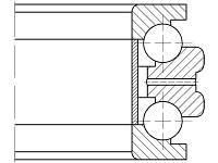 Подшипник  2-178813Л (234413 M/SP)