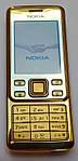 Мобильный телефон Nokia 6300 Золото (КОПИЯ), фото 2