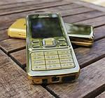 Мобильный телефон Nokia 6300 Золото (КОПИЯ), фото 3