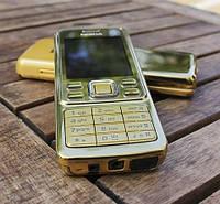 Мобильный телефон Nokia 6300 Золото (КОПИЯ)