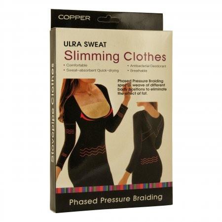 Корректирующая майка с эффектом сауны Ultra Sweat Slimming Clothes